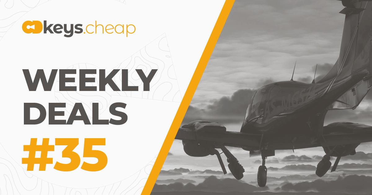 Weekly Deals #35