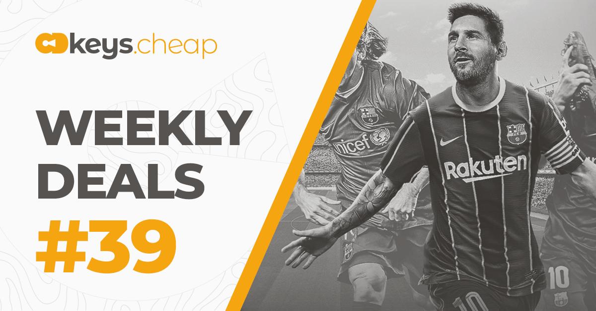 Weekly Deals #39